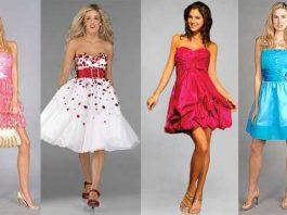 Sweet sixteen party dress