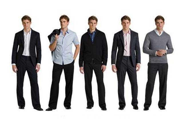 Men's Dress Shirt Features