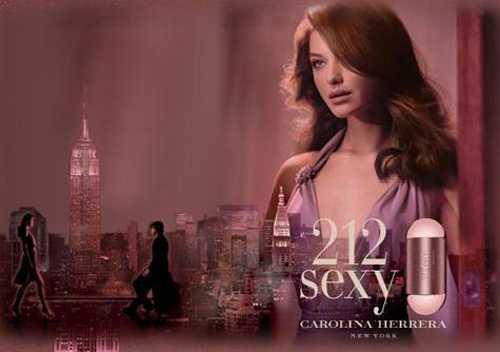 212 Sexy Womens Perfume