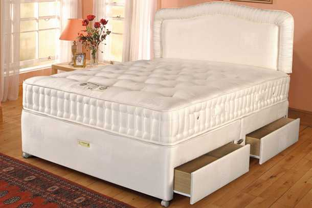 Divan bed positives of having divan beds at home for Divan footboard