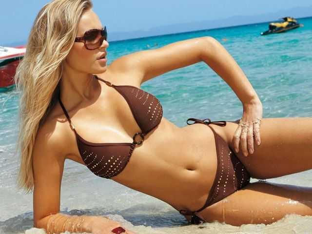Edita Vilkeviciute sexiest models