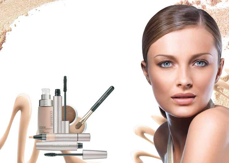 Mineral Makeup For Women - What Is Mineral Makeup - Makeup Trends