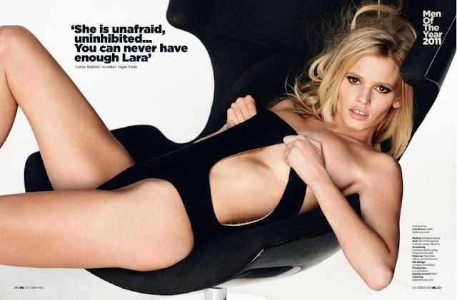 lara stone model hot picture