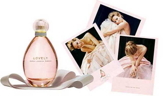 Lovely Women's Perfume