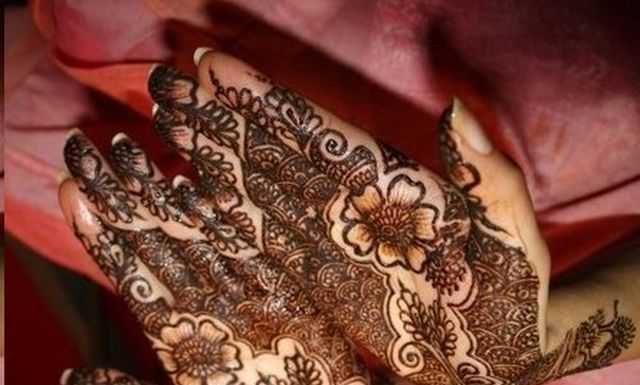 Arabic Mehndi Designs For Hands For Beginners-10