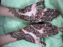 Arabic Mehndi Designs For Hands For Beginners