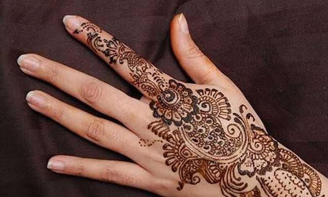 Arabic Mehndi Designs For Hands For Beginners-15