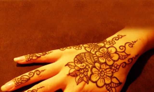 Arabic Mehndi Designs For Hands For Beginners-6