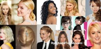 Hairstyles for work, office hairstyles
