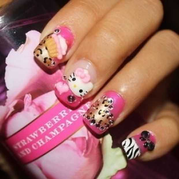 Nail Art Trends 1