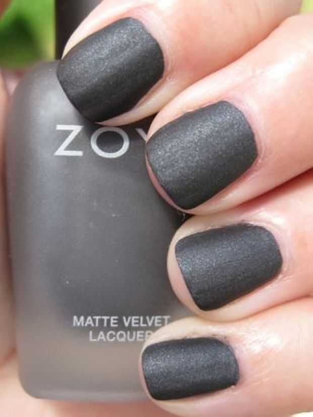 Magnetic Nail Art, Magnetic Nail Design Trends 2012 - Magnetic Nails