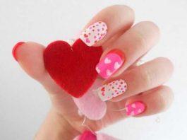 Valentine Nail Art Design Ideas, Valentine Nails
