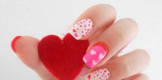 Valentine Nail Art Design Ideas, Valentine Nails
