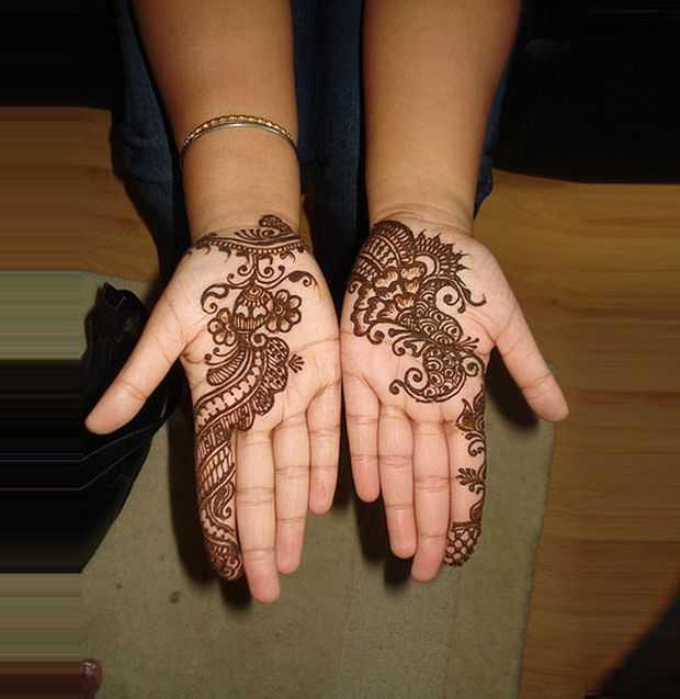 want arabic mehndi designs