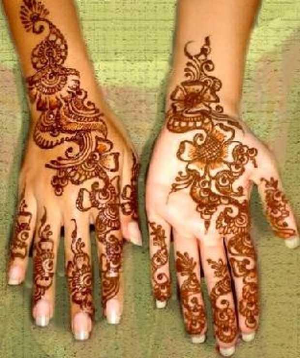 Mehndi Designs For Raksha Bandhan Raksha Bandhan Henna Designs