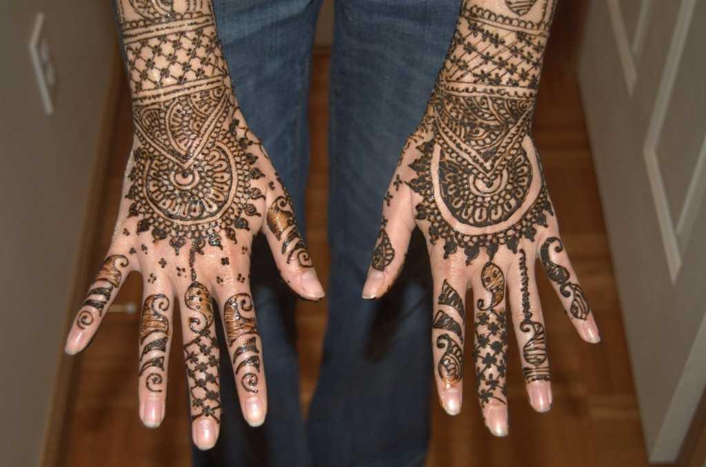 Mehndi Hands : Indian mehndi designs for hands hand