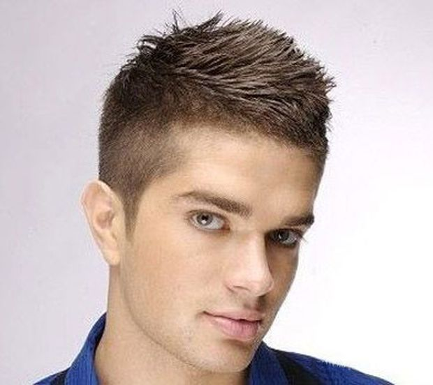 Brilliant Stylish Hairstyles For Oval Face Men Men39S Oval Face Hairstyles Hairstyles For Men Maxibearus