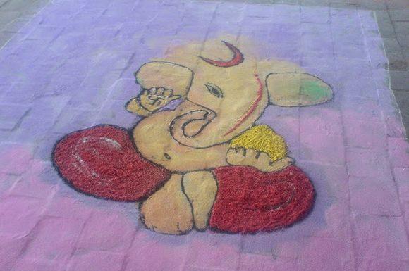latest-rangoli-ganpati-designs - Copy - Copy