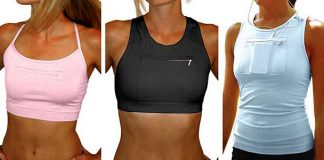 How to choose sports bras and bra tops