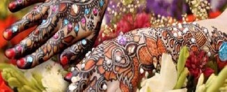 Beautiful-Arabic-Mehndi-designs-with-stones-4