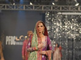 Pakistani bridal dress trends of 2012