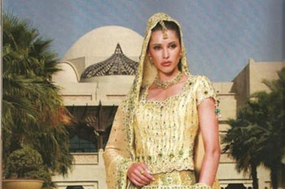 Indian Bridal Dress Trends of 2012