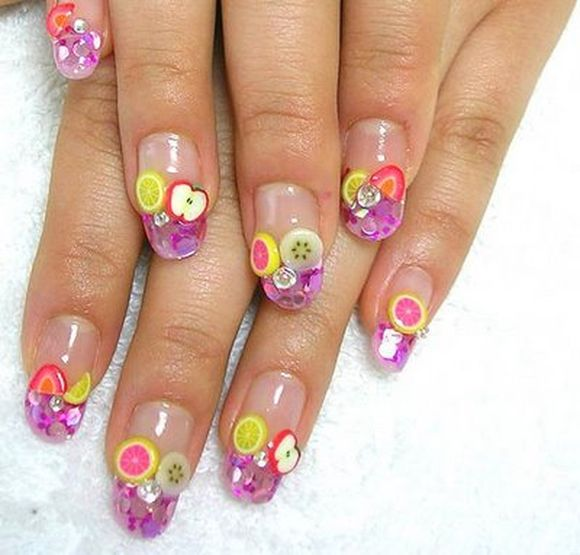 Kawaii Nail Art - Kawaii Nail Art Design Ideas, Japanese Kawaii Nails