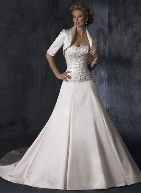 wedding dress trends of winter 2012