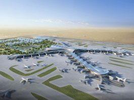 Abu Dhabi Airport's Midfield Terminal