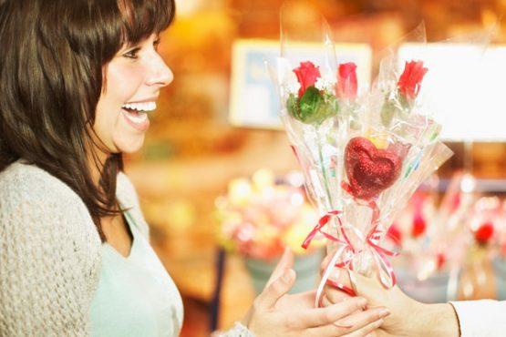 Flower Bouquet Surprise