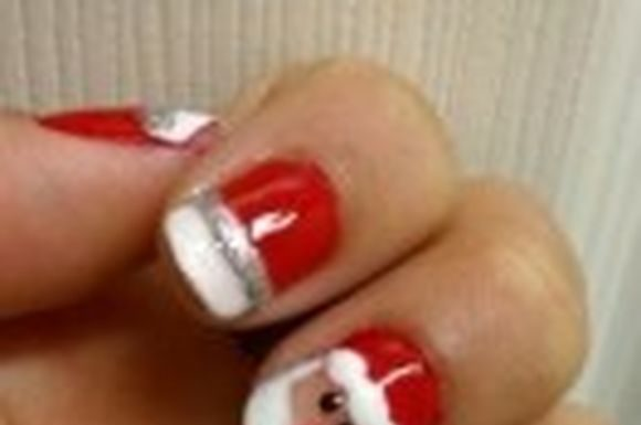 santa-clause-christmass-nail-nart-1