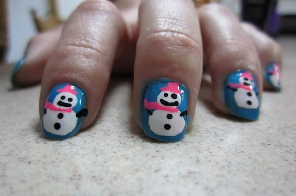 snowman-nail-art-ideas-3