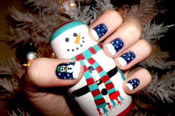 snowman-nail-art-ideas-6