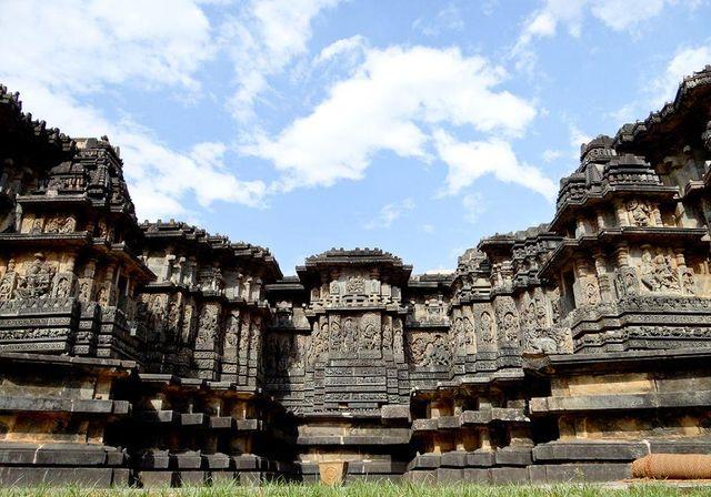 Hoysaleshwara heritage temple, Karnataka