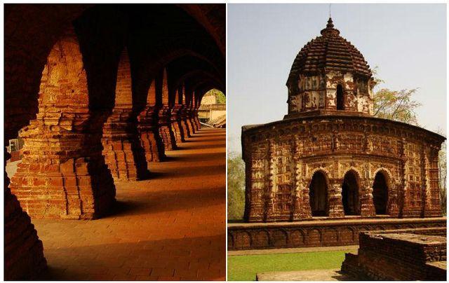 bishnupur bankura heritage temples