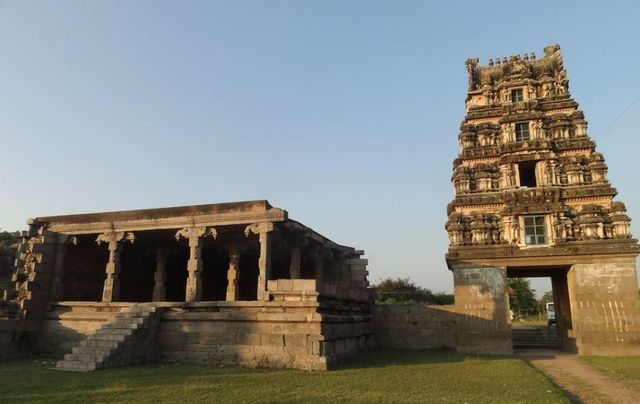 Seeyamangalam heritage temple, Tamil Nadu
