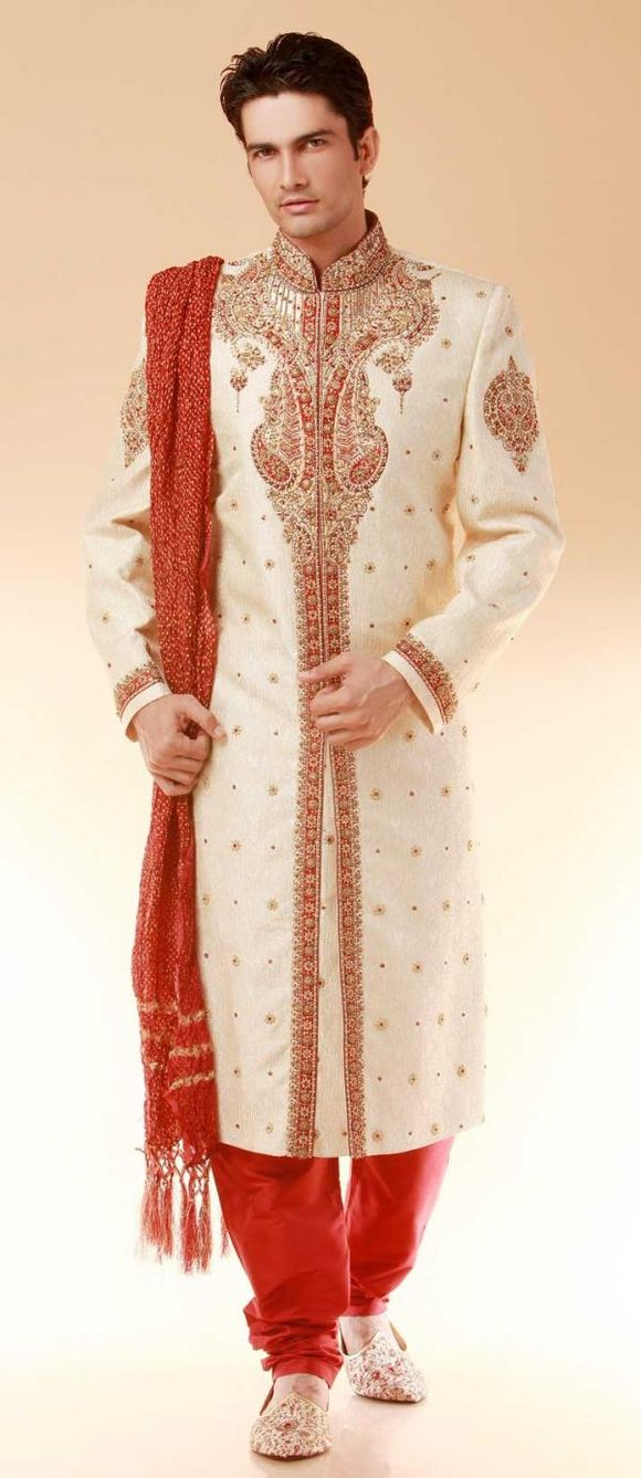 Traditional Indian Sherwani Designs