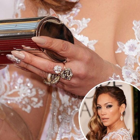 Stylish Celebrity Nail Art Trends Of 2013 - Celebrity Nails, Trends