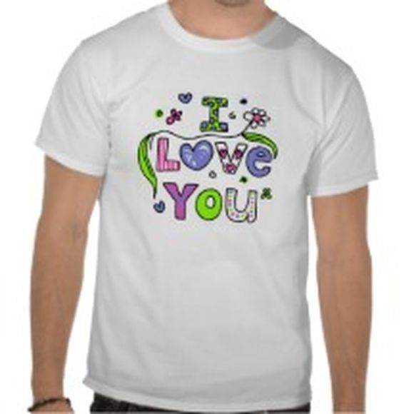 i_love_you_valentine -tee-shirt