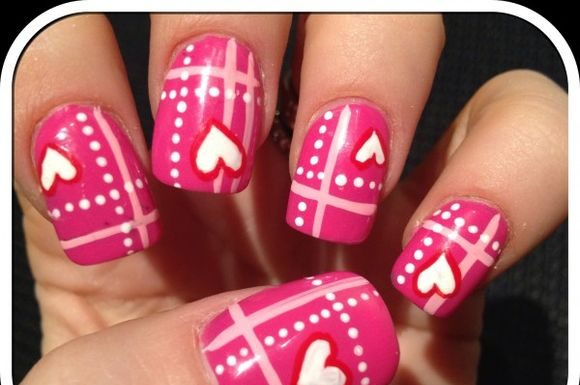 valentine-day-nail-art-2013-1