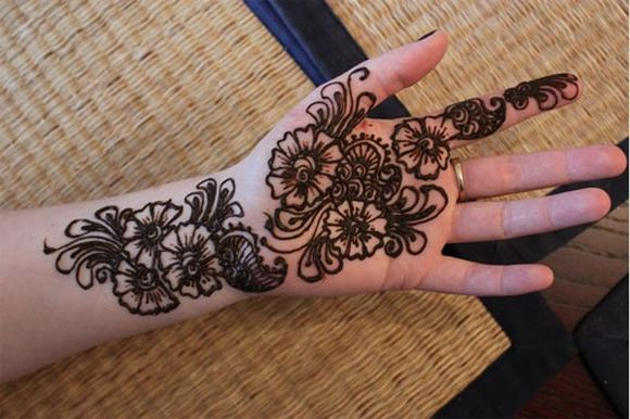 Gallery For Gt Simple Arabic Mehndi Designs For Hands For