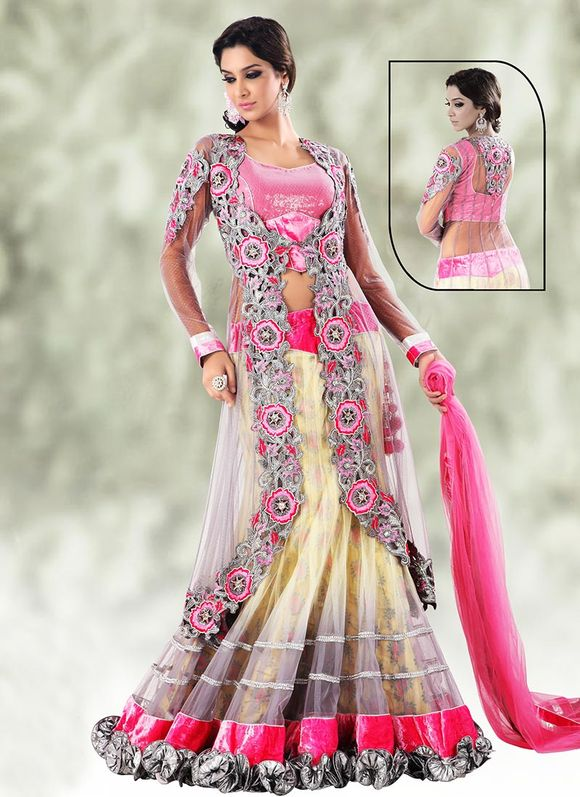 Latest-Indian-Bridal--Lehnga-Choli-Designs-2013-7