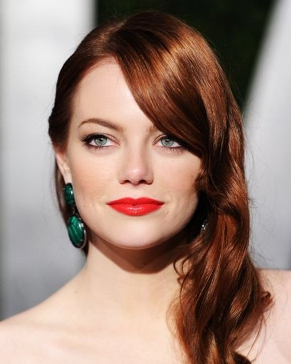 Top Redhead Hairstyles 2013 Stylish Celebrity Red Hair