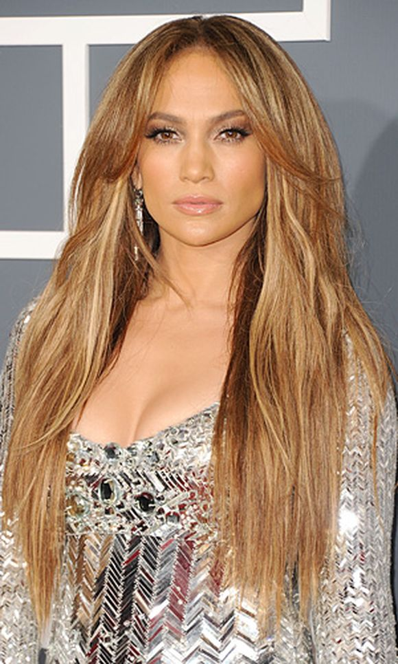 jennifer-lopez-brown-hair-color-with-ascents
