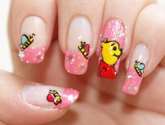Disney Nail Art 16 Disney Nail Art Designs Ideas
