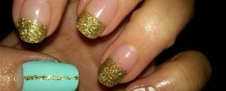 floss gloss nails