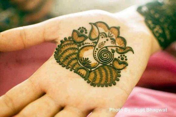 Ganpati Mehndi Designs Ganesh Mehndi Design Ideas