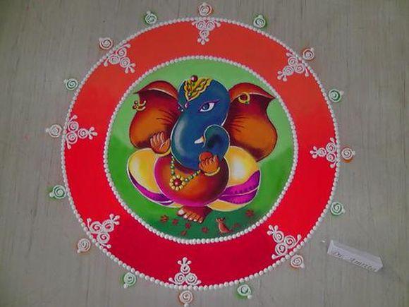 ganpati-rangoli-designs-2013-15