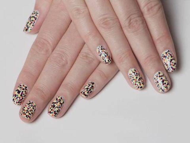 Nail birthday party ideas best nails 2018 hy birthday themed nail art designs ideas prinsesfo Gallery