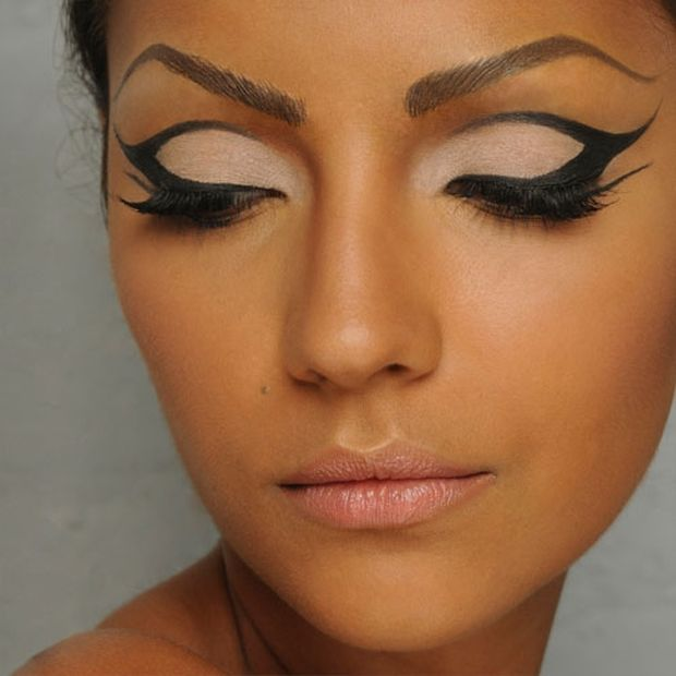 cat eye makeup ideas